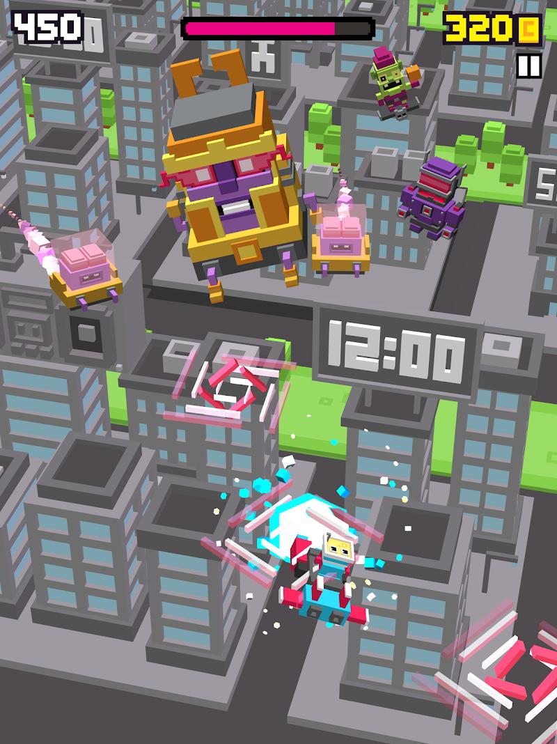 Shooty Skies - Arcade Flyer Screenshot 10