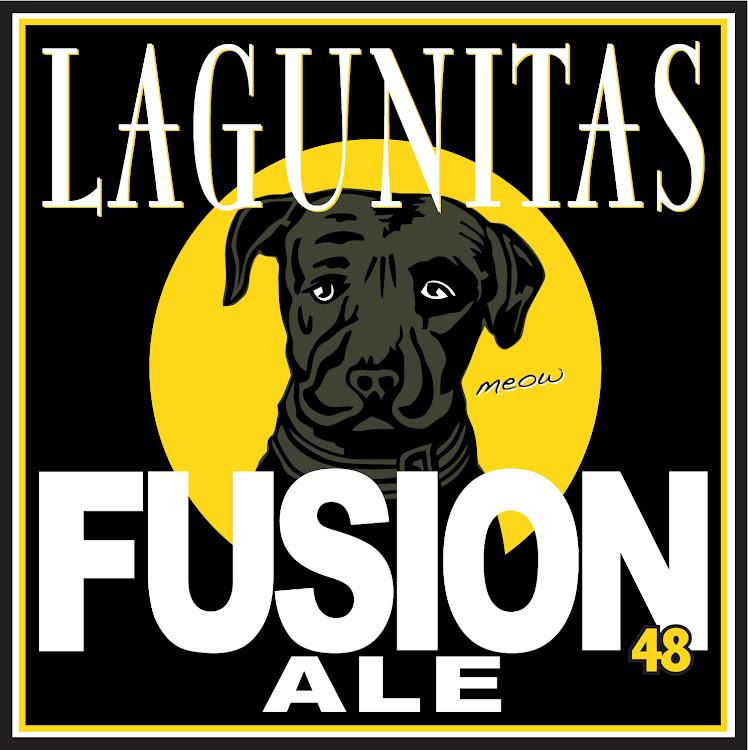 Logo of Lagunitas Fusion 48