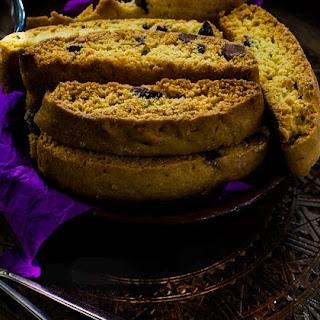 Vegan Pumpkin Spice Biscotti #autumnbaking #autumnproduce #autumnspices