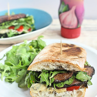 Portobello Mushroom Spread Recipes