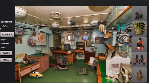 隠されたもの:蒸気船|玩休閒App免費|玩APPs