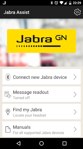 Jabra Assist Screenshot