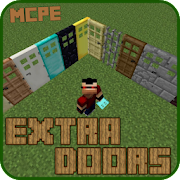 Extra Doors Mod for Minecraft PE