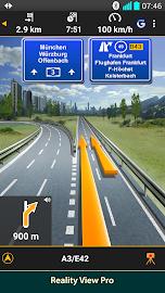 NAVIGON Europe Screenshot 3