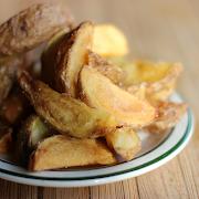 Side Potato Wedges