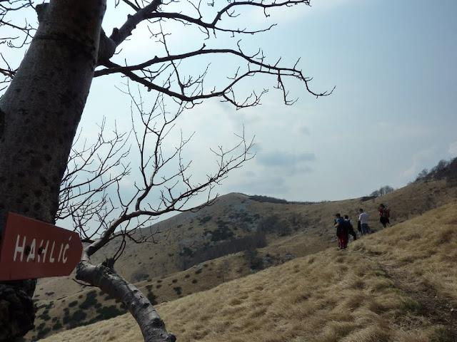 Grobničke Alpe, 18.3.2018.