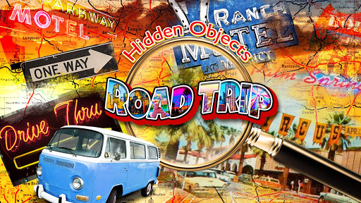 Hidden Objects Road Trip USA - New York to Hawaii screenshots 6