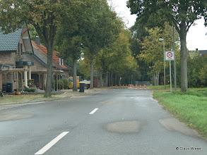 Photo: Hier gibt es noch wunderschöne (bewohnte) Häuser...