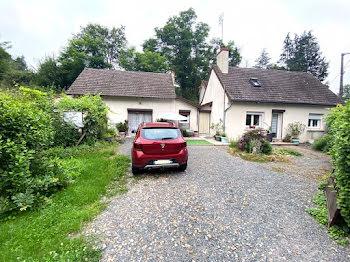 maison à Saint-Agnan (71)