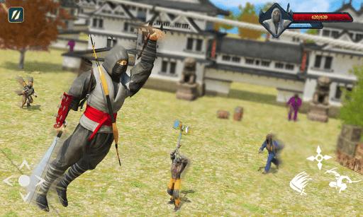 Code Triche ninja kungfu chevalier bataille d'ombre samouraï mod apk screenshots 5
