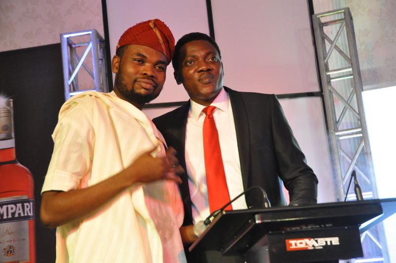 26-Omobaba and Head of Marketing BML, Abayomi Ajao.JPG