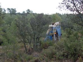 Photo: Algun jabali y ciervo habrá caido desde este puesto...