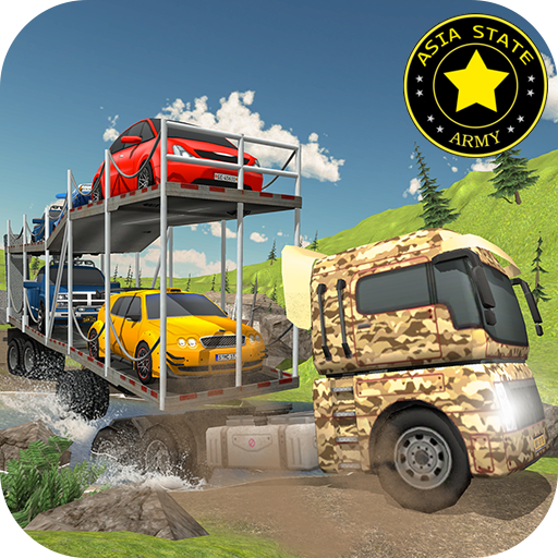 Army Car Transport Truck Driver 2019