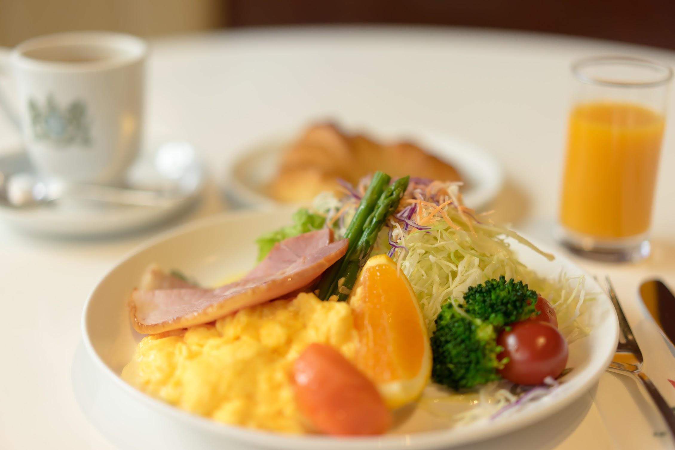 京都 イノダコーヒ本店 京の朝食