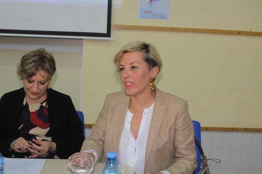 Sonia Ferrer, diputada nacional de Almería por el PSOE.