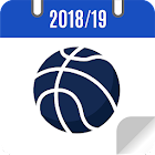 Calendario, punteggi e promemoria dell'NBA 2018 icon