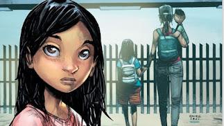 ANA,el cómic de Save The Children para sensibilizar sobre la migración infantil
