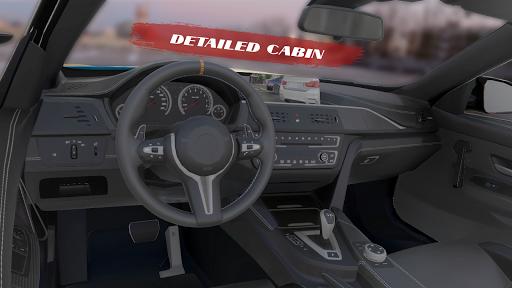 Driving Simulator M4 1.1 screenshots 3