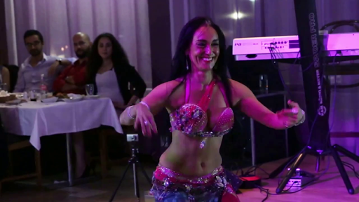 Hot Belly Dance Drum Solo