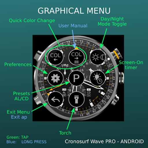 Cronosurf Wave Pro watch screenshot 4