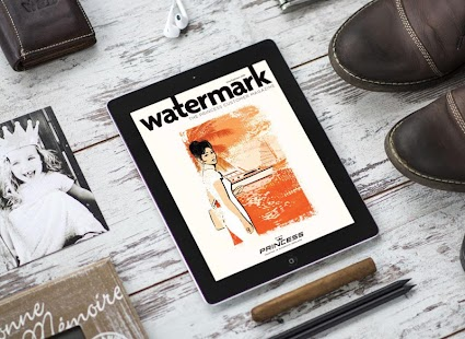 Watermark- screenshot thumbnail