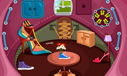 3D Escape Games-Puzzle Boot House - náhled