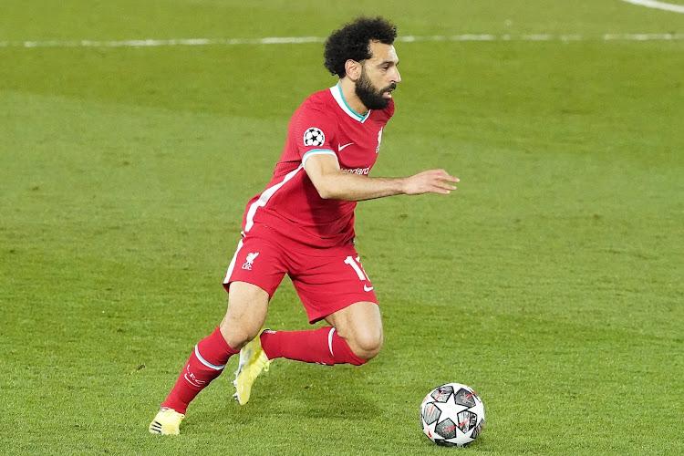 Mohamed Salah est la priorité du PSG en cas de départ de Kylian Mbappé