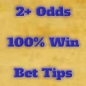 2+ ODDS 100% WINS  MAXBETS