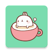 Molang WAStickerApp by PedRam