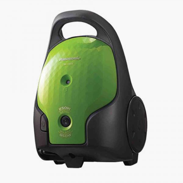 Vacuum Cleaner with diamond cut design is a lightweight option for individuals who dislike clunky appliances Source; Shopee.com