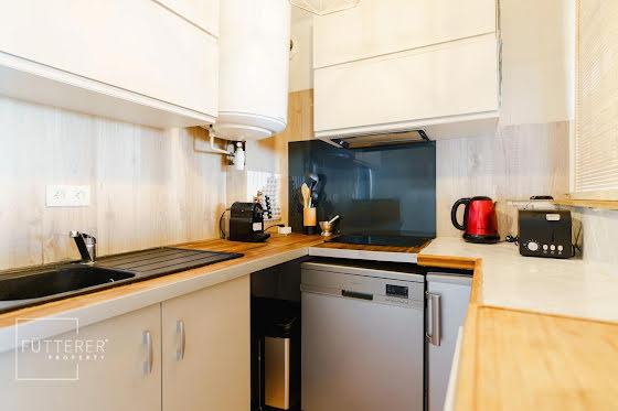 Vente appartement 2 pièces 43,87 m2