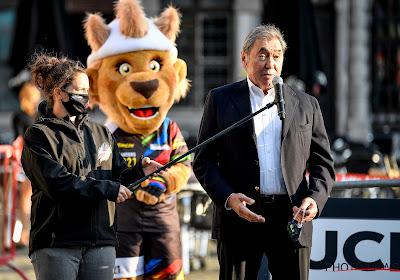 """Merckx weet hoe speciaal WK in eigen land is: """"Van Aert is dé man van de Tour, 50% kans op Belg als titelverdediger"""""""