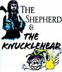 Logo for The Shepherd & the Knucklehead of Haledon, NJ