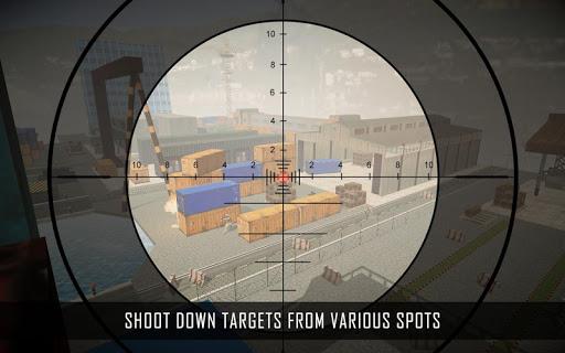 Ultra Sniper Fire 2019 0.1 screenshots 2