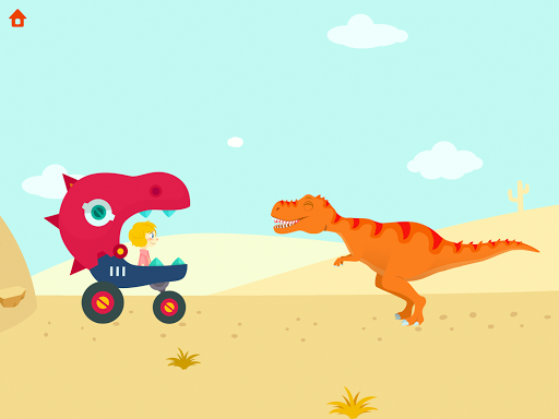 Jurassic Dig - Dinosaur Games for kids apkpoly screenshots 11