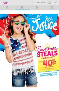 Justice Catalog screenshot 7