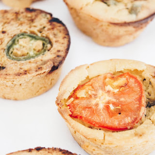Mini Vegan Quiches