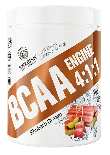 BCAA Engine 4:1:1 - Rabarber Dream 400g
