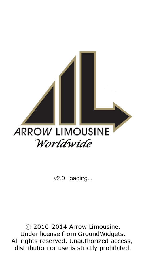 Arrow Limo- screenshot