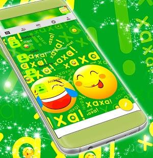 Emoji Messenger - náhled