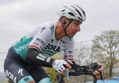 """Peter Sagan teleurgesteld na vierde plaats: """"Door hem moest ik afremmen"""""""