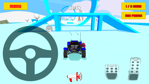 Baby Car Fun 3D - Racing Game 11 screenshots 4