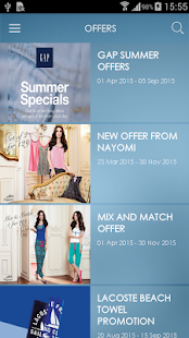 Mall of the Emirates - New App - náhled