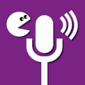 Voice changer sound effects icon