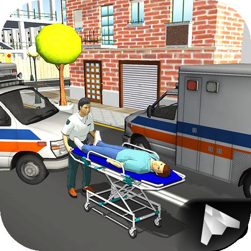 Ambulance Parking Rescue Duty