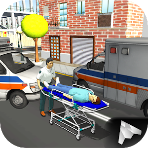 Ambulance Parking Rescue Duty for PC and MAC