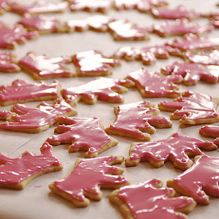 Sugar Cookie Cut Outs.