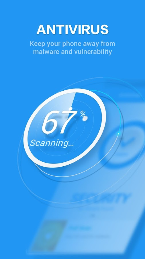 360 Security - Antivirus Boost Screenshot 3