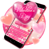 Happy Valentine's Day Keyboard
