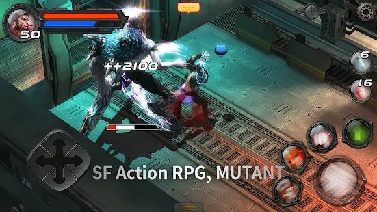 %name MUTANT: Metal Blood v1.05 Mod APK